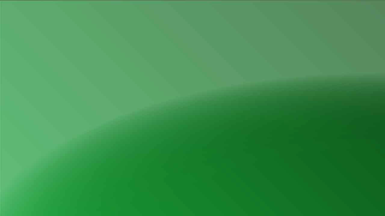Green Color Youtube Thumbnail Background 1280x720