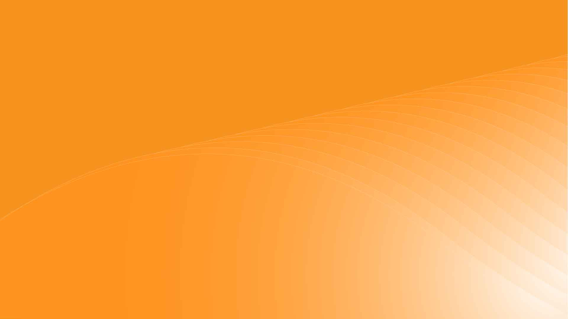 Orange Curve Neutral Abstract Background