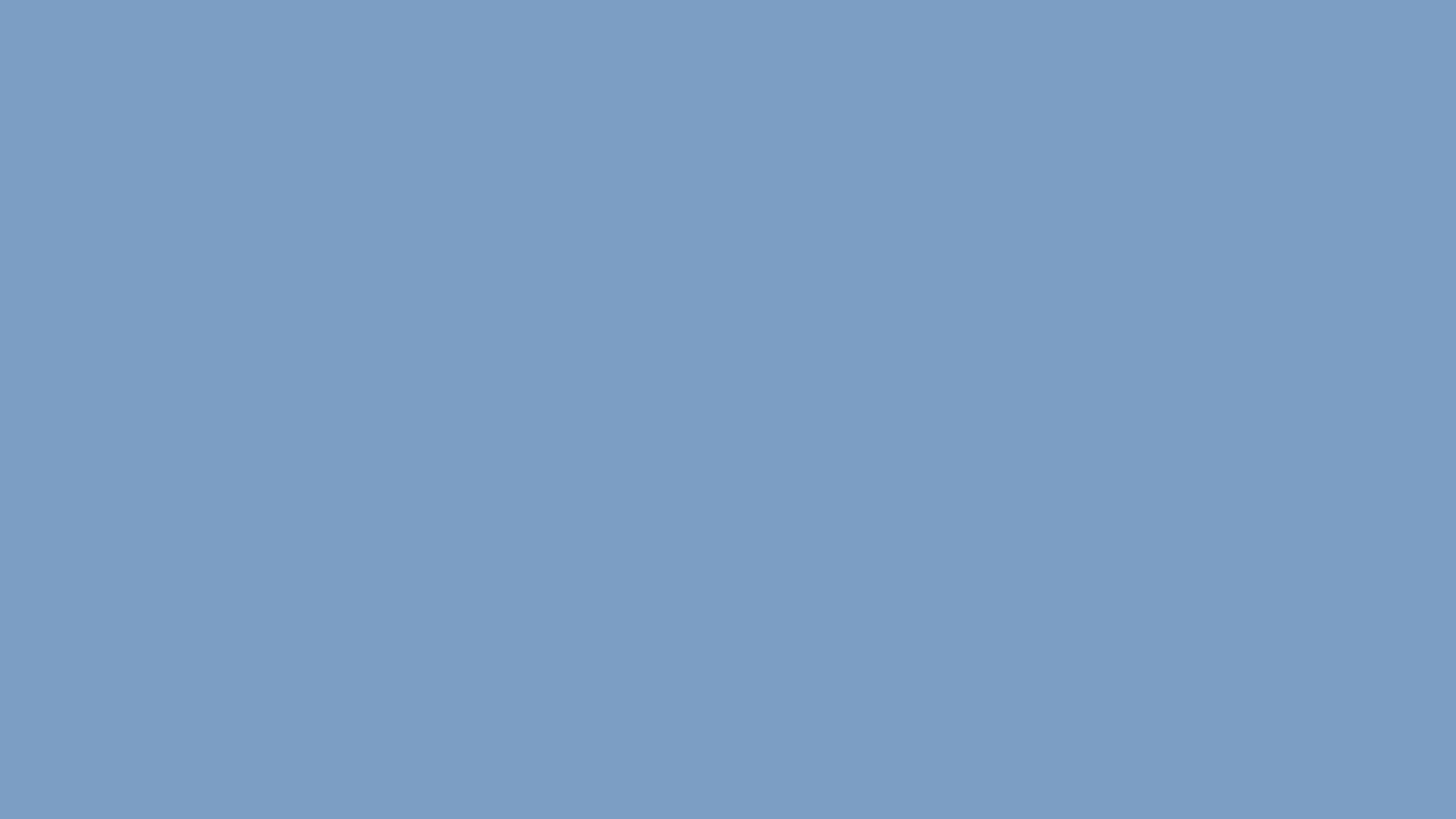 Periwinkle Blue Solid Color Background
