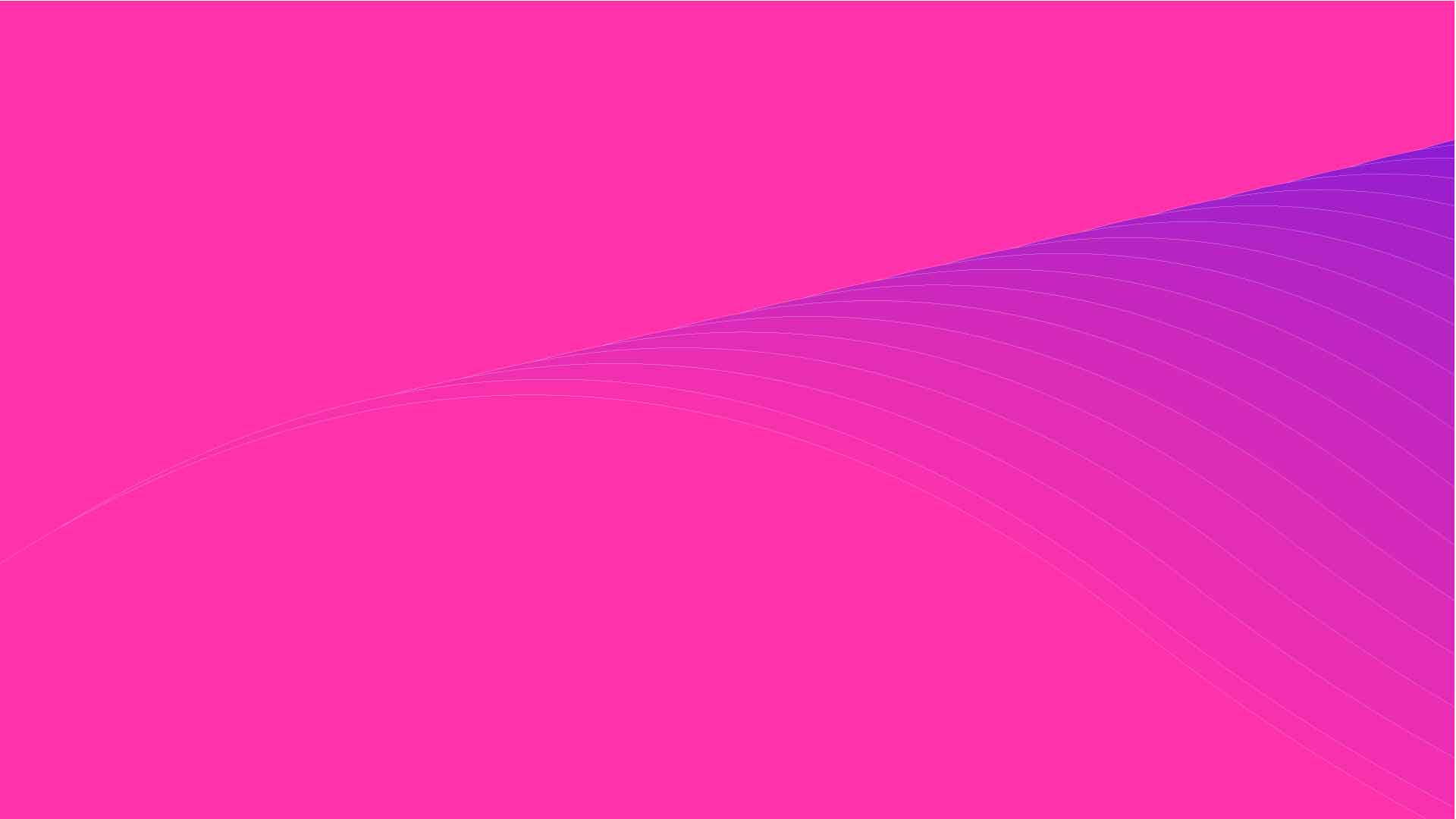 Pink curve neutral abstract background